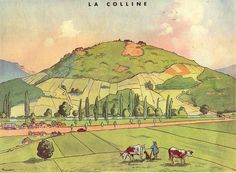 scolaire - geographie planches