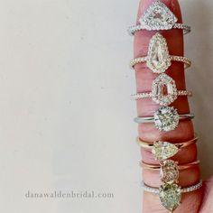 Unique Diamond Engagement Rings - Handmade in NYC  Rings Haben Sie mehr Informationen auf unserer Site   http://storelatina.com/ #Pakikipag-ugnayan #婚約指輪 #fidanzamento #Engish