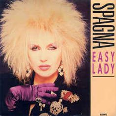 Easy lady - Ivana Spagna - 1986 #musica #anni80 #music #80s #video