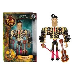 The Book of Life Manolo Legacy Action Figure - Funko - Book of Life - Action Figures at Entertainment Earth