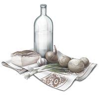 Bílková bábovka - jaterní dieta