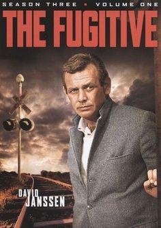 David Janssen & Barry Morse - The Fugitive: Season Vol. Movies And Series, Tv Series, Mejores Series Tv, Capas Dvd, Childhood Tv Shows, Vintage Television, Old Shows, Great Tv Shows, Vintage Tv