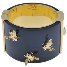 PPFL / PP from Longwy 'kiss me honey' CUFF
