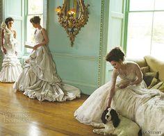brides choices