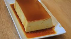 How to Recipe: Flan  I  This baked #custard can be made ahead of time and be left in the fridge until its ready to serve.  #MexicanDessert