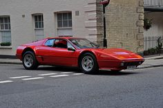 Ferrari 512 BBi, the first Ferrari I fell in love with.