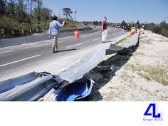 En Grupo ALSA, damos mantenimiento a autopistas. LA MEJOR CONSTRUCTORA DE VERACRUZ. El continuo uso de las autopistas y las diversas condiciones climáticas, obliga a darles mantenimiento constante y en nuestra constructora, contamos con la infraestructura y equipamiento necesario para realizarlo. Si está interesado en conocer más sobre nuestros servicios, le invitamos a llamarnos al 01(229)9234670.  www.grupoalsa.com.mx #ConstructoraVeracruz