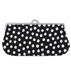 Tippa eyeglasses case, black-white, by Marimekko.
