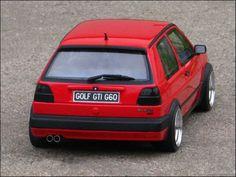 VW Golf Mk2 G60