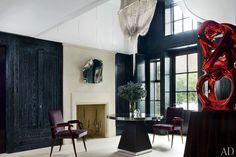 ** Rafael de Cárdenas Decorates a London Mansion : Architectural Digest