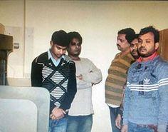 Illegal online casino bust in Delhi