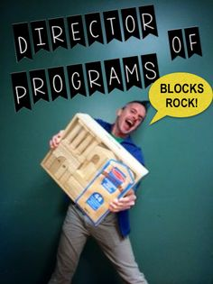 Melissa & Doug Blocks!