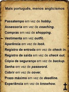 If you are planning to work in Portugal or any of the other countries where Portuguese is spoken then it can only be to your advantage to learn as much of the language as possible. Portuguese Grammar, Portuguese Lessons, Portuguese Language, Portuguese Recipes, Portuguese Food, Writing A Book, Writing Tips, Learn Brazilian Portuguese, We Are Teachers