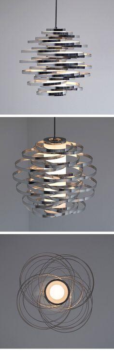Stunning Gaetano Sciolari pendant light from the 1960s…
