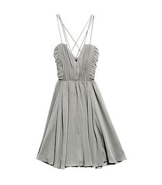 Still love this H & M dress, even though it didn't suit me..