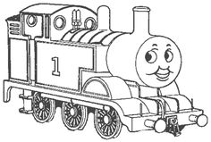 Thomas And Friends Coloring Pages Kuedkids Thomasandfriends