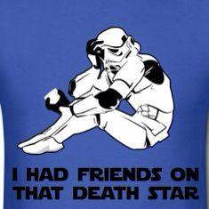 Star Wars truth about the Death Stars stromtroopers.