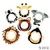 Printed Animal Face Masks  Kingdom Phylum Class Order Family Genus Species  :)