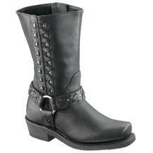 Auburn Boots