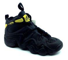 huge selection of 2099c 65a72 eBay Sponsored Adidas Crazy 8 J BlackBlackYellow S84986 Size 6.5 J