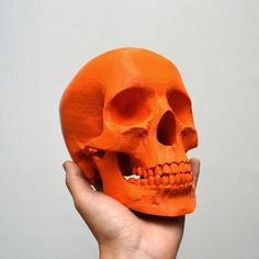 To Make or not to Make - leFabShop - Cults TOP 10 3D Printed Skulls  #3D #3Dprint #3Dprinting