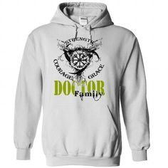 DOCTOR Family Strength Courage Grace T-Shirts, Hoodies, Sweatshirts, Tee Shirts (36.99$ ==> Shopping Now!)