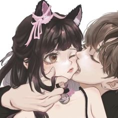 Anime Cupples, Manga Anime Girl, Anime Siblings, Cute Anime Couples, Matching Icons, Matching Pfp, Icon Gif, Hijab Cartoon, Anime Best Friends