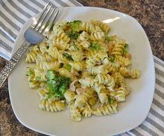 Copycat Tuna Helper Creamy Broccoli. No Cream of __ Soups in here! Substitute for Chicken if desired.