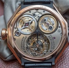 """Chronométrie Ferdinand Berthoud FB1 Watch: Debuting A New-Old Name In Haute Horlogerie - see the all about the brand's heritage, the story of its modern incarnation, and of course, its debut watch with our exclusive hands-on pictures & video - on aBlogtoWatch.com """"To put it mildly, I am skeptical whenever I hear about the modern 'resurrection' of the name and heritage of a famed watchmaker who worked centuries ago. We have seen more than a handful of such stories unfold – into nothing..."""""""