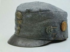 Austro-Hungarian Alpine Troops Cap