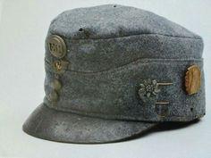 Austro-Hungarian Alpine Troops Cap