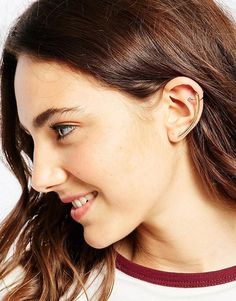 ASOS Sleek Bar Ear C