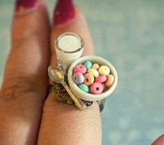 Cereal Ring / Anillo