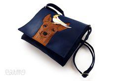 Special one for Tereza #bird #dog #pinch #pinč #korela #handbag #kabelka #eatmefashion Heart Of Europe, Bag Accessories, Bags, Handbags, Bag, Totes, Hand Bags