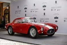Maserati A6 GCS - Maserati A6 were various cars made by Maserati of Italy, named…