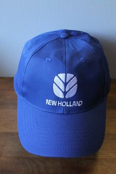 2a44b077a6adf New Holland Agriculture Farm Trucker Hat Navy Snapback Hat Cap-K Products  #fashion #