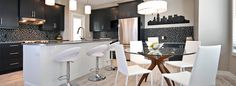 Custom Home Builders, Custom Homes, Ontario, New Homes, Houses, Kitchen, Furniture, Home Decor, Cuisine