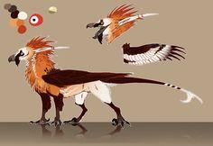 Quebrantahuesos (Bearded Vulture/Lämmergeier) Griffon, by_denovember-d7s0nho.png (1075×742)