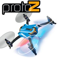 Estes Proto-Z Micro Quadcopter RTF. The Proto-Z is the fastest, easiest and most economical way to start enjoying drone flying. A blast of micro-sized fun!