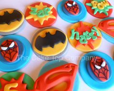 Mehndi Cake Toppers : Thank you teacher cupcakes i ve made