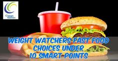Heading out to find a Weight Watchers Fast Food choice under 10 Smart Points may sound impossible, but it isn't. While 10 points for one meal is a bit heavy, you will find this list helpful when it is time to enjoy an on-the-go meal unexpectedly. With so many better options available in fast food …