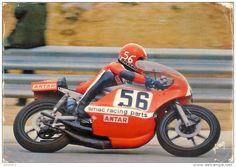 Eric Offenstadt sur 750 Kawasaki