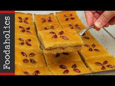 Σάμαλι ασυναγώνιστο με μαστίχα Χίου | foodaholics - YouTube Cake Cookies, Youtube, Cakes, Projects, Scan Bran Cake, Kuchen, Pastries, Youtubers, Cookies