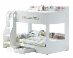 Flick Bunk Bed White