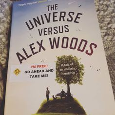 Currently reading 'The Universe Versus Alex Woods'   by Gavin Extence