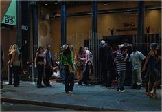 Jeff Wall, In Front of a Nightclub, 2006