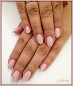 Pink with Crystal Pixie