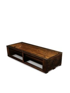 Foundry Coffee Table 1 by Reclaimed Cleveland on Gilt Home