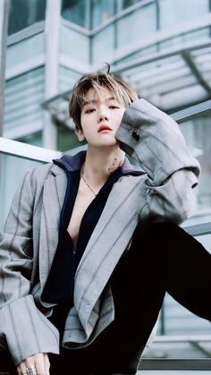 - Vogue Korea on December 2018 issue Baekhyun Chanyeol, Exo Ot9, Kpop Exo, Taemin, Shinee, K Pop, Vogue Korea, Day6 Sungjin, Luhan And Kris