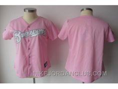 http://www.nikejordanclub.com/mlb-women-jerseys-milwaukee-brewers-blank-pink-jmtah.html MLB WOMEN JERSEYS MILWAUKEE BREWERS BLANK PINK JMTAH Only $19.00 , Free Shipping!